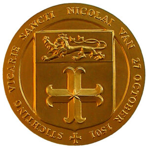 penning_vicarie_sancti_nicolai_2001_voorzijde